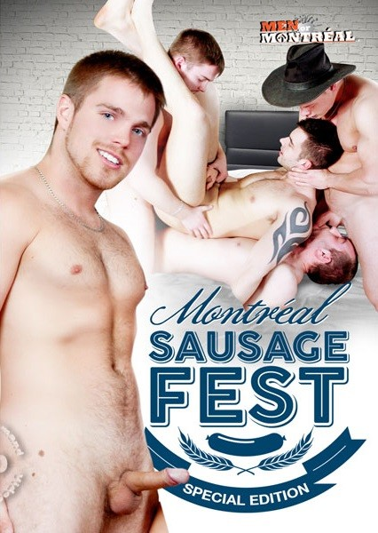 Men Of Montreal Vol. 25 - Montreal Sausage Fest